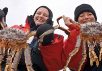 《极地多种体验项目-北欧三国8天经典极光团》