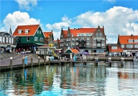 【长颈鹿旅游】诗意的栖居,在荷兰北边的小渔村